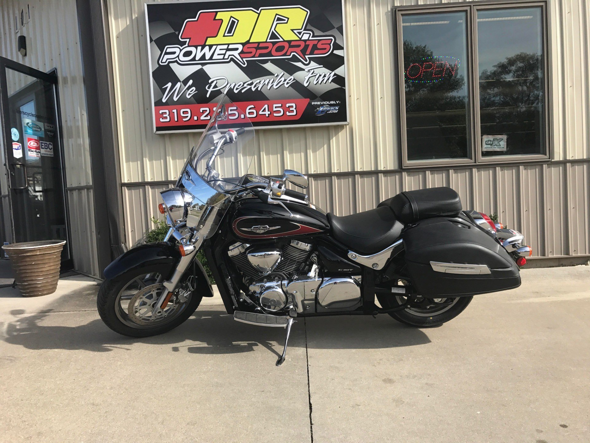 2016 Suzuki Boulevard C90T in Cedar Falls, Iowa - Photo 7