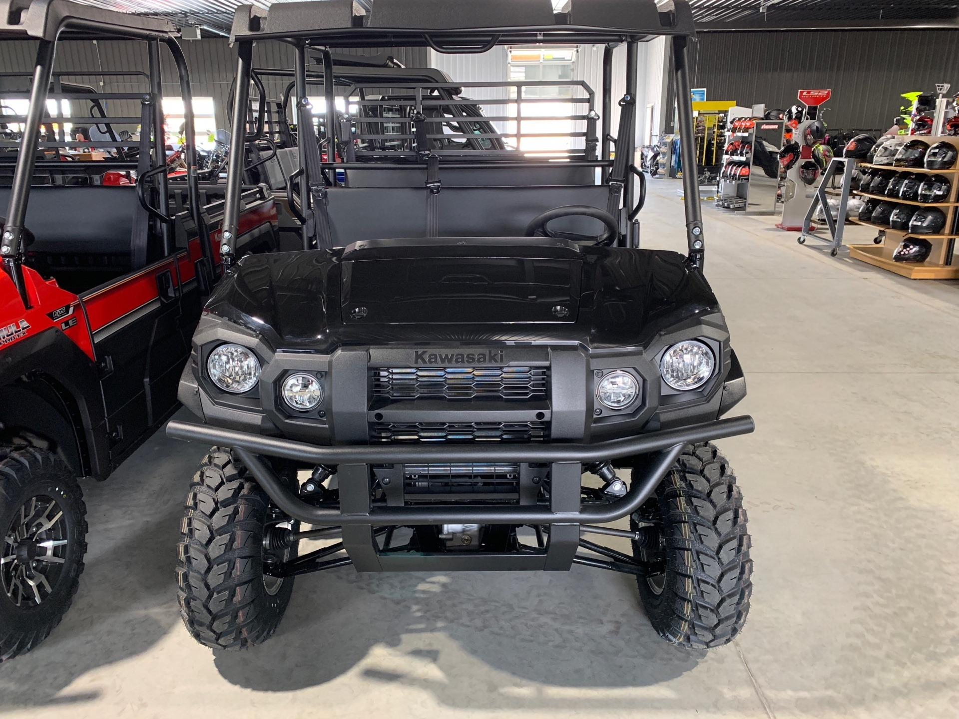 2019 Kawasaki Mule PRO-FXT EPS LE in Cedar Falls, Iowa - Photo 1