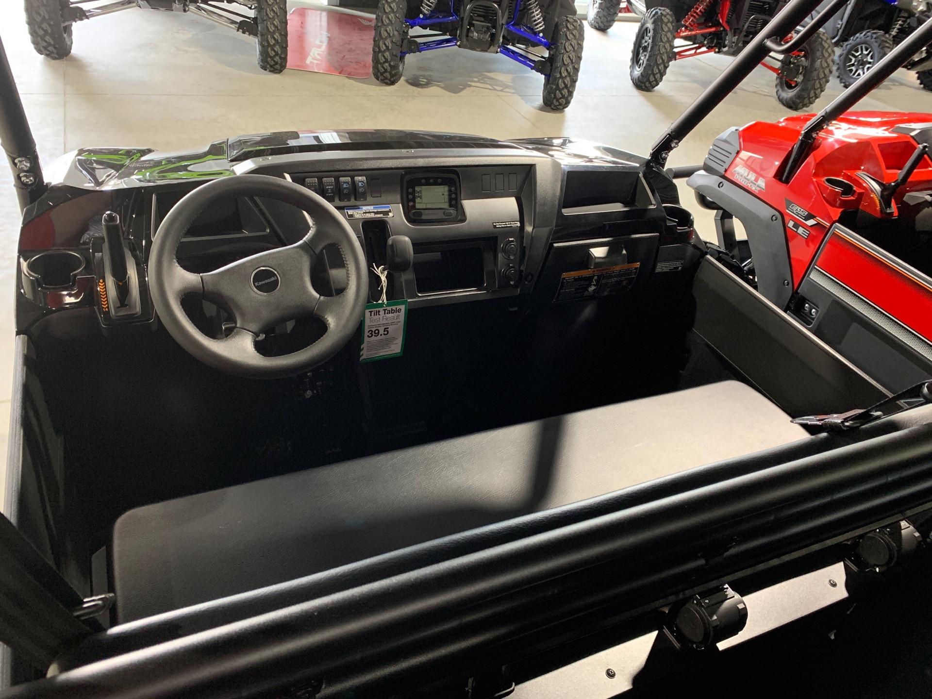 2019 Kawasaki Mule PRO-FXT EPS LE in Cedar Falls, Iowa - Photo 4