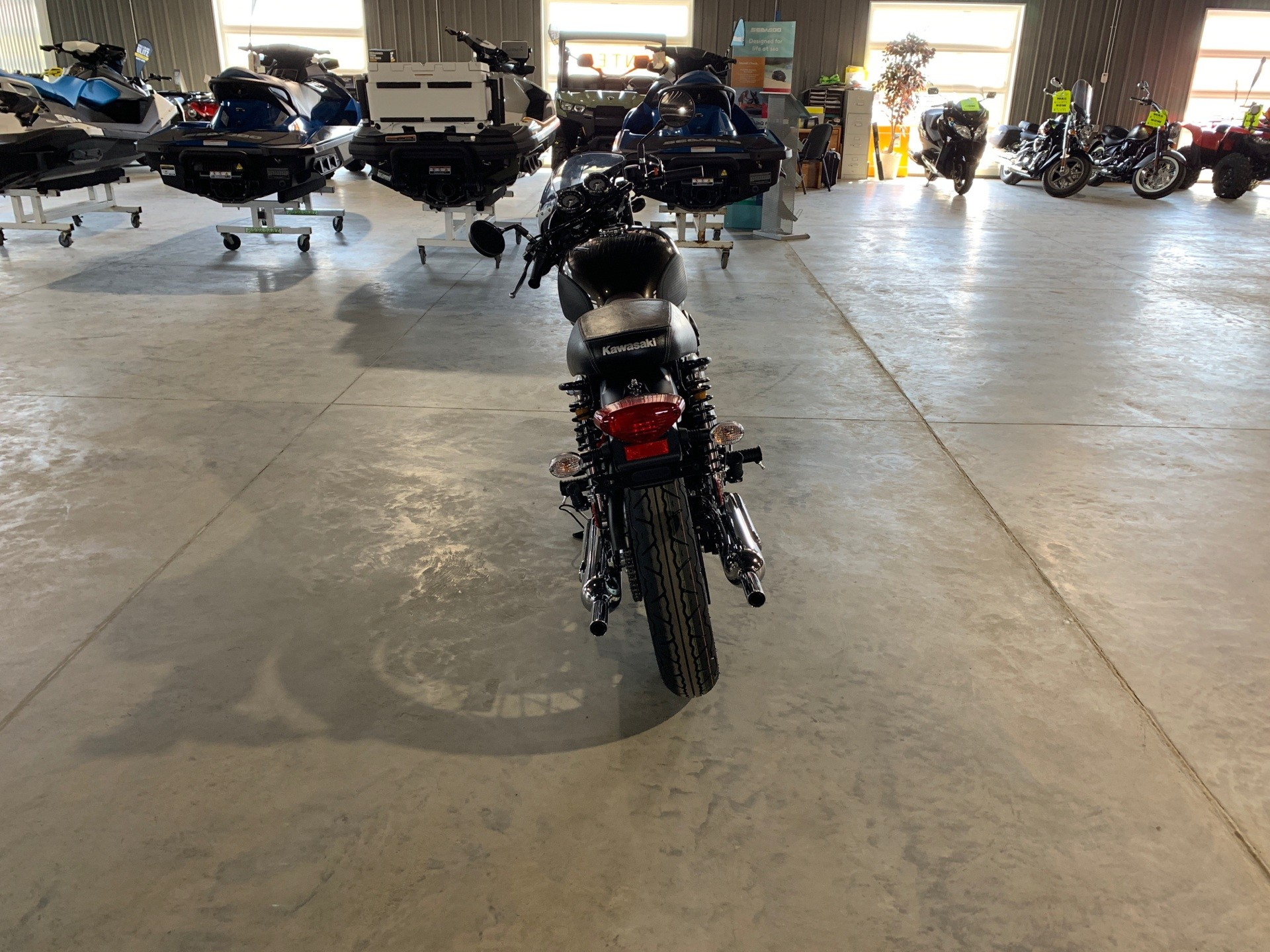 2019 Kawasaki W800 Cafe in Cedar Falls, Iowa - Photo 2