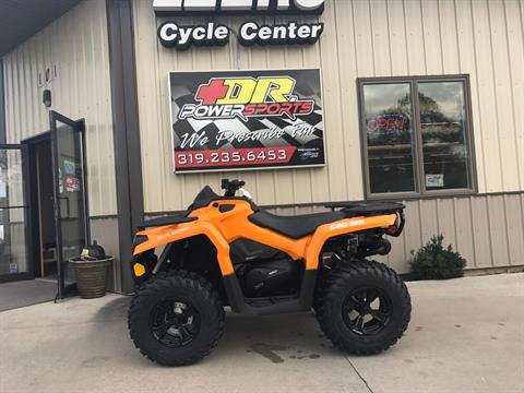 2018 Can-Am Outlander DPS 450 in Waterloo, Iowa