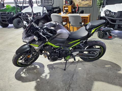 2020 Kawasaki Z900 ABS in Cedar Falls, Iowa - Photo 1
