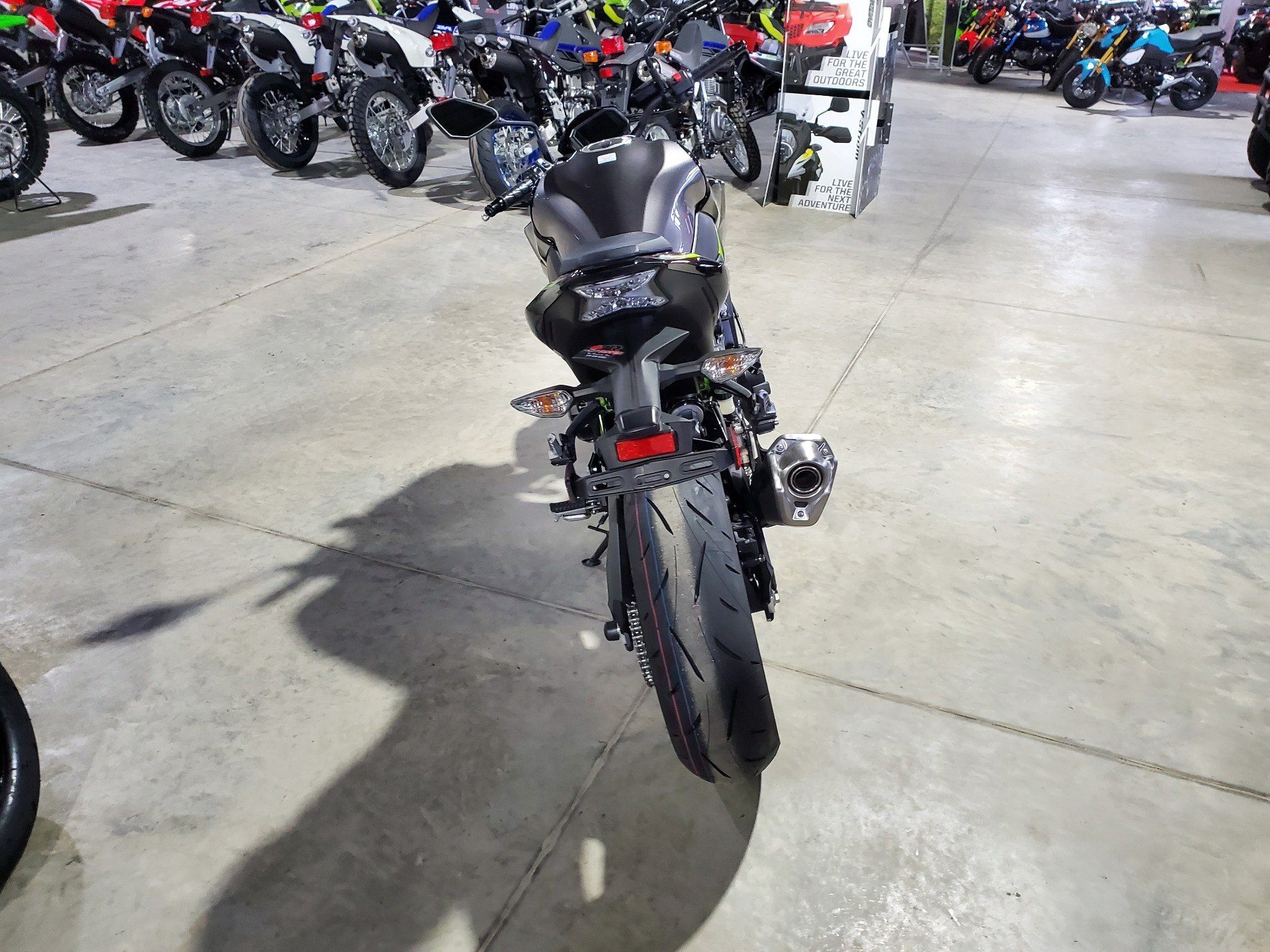 2020 Kawasaki Z900 ABS in Cedar Falls, Iowa - Photo 2