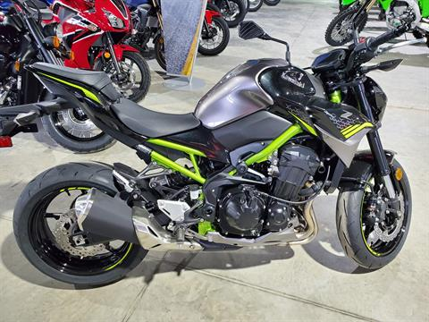 2020 Kawasaki Z900 ABS in Cedar Falls, Iowa - Photo 3