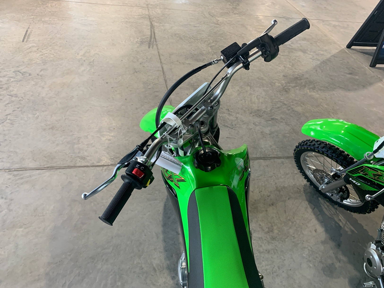 2020 Kawasaki KLX 140G in Cedar Falls, Iowa - Photo 5