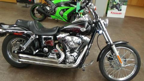 2004 Harley-Davidson FXDWG/FXDWGI Dyna Wide Glide® in Waterloo, Iowa