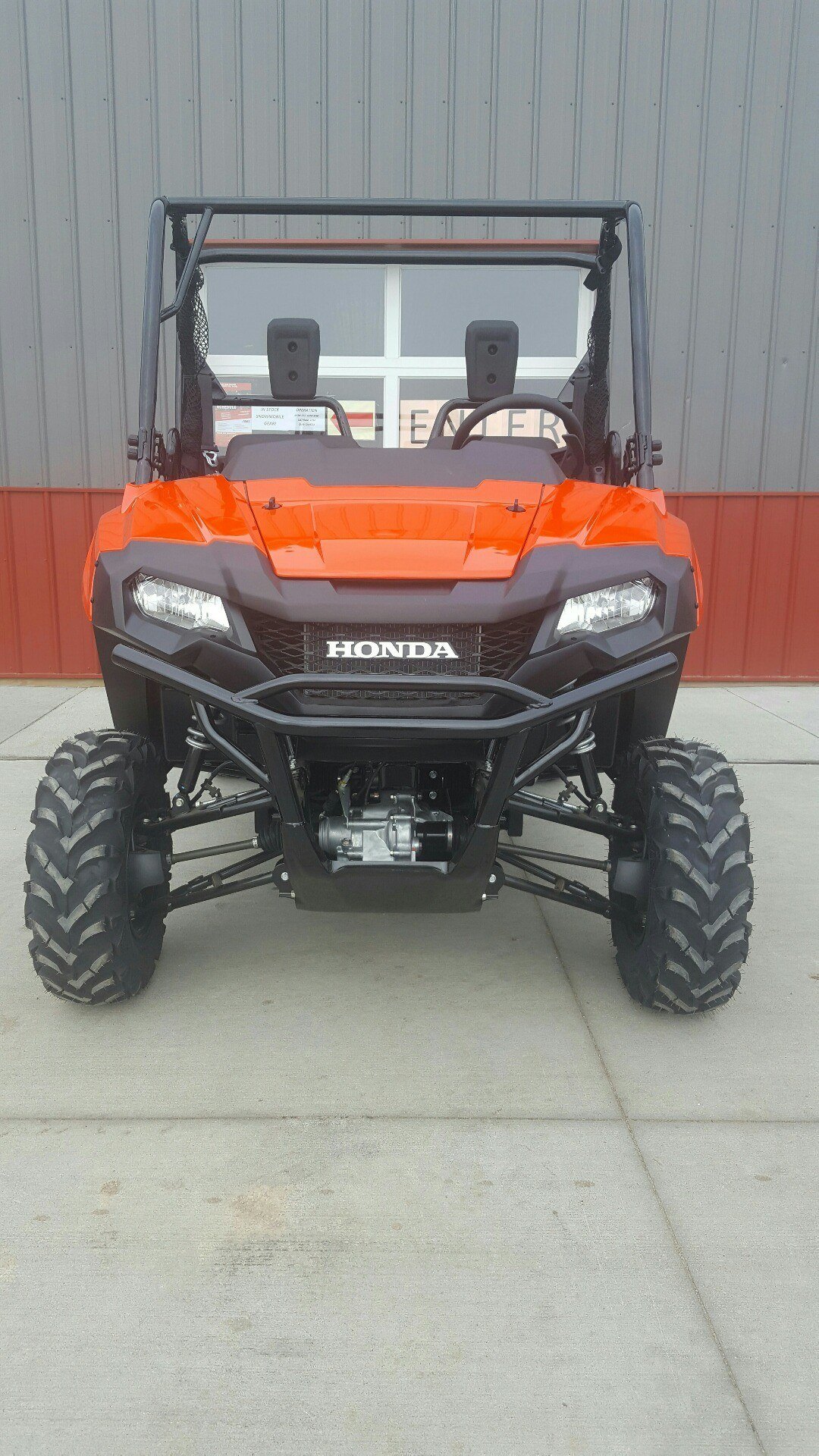 2019 Honda Pioneer 700 Deluxe in Cedar Falls, Iowa - Photo 1