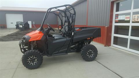 2019 Honda Pioneer 700 Deluxe in Cedar Falls, Iowa - Photo 3