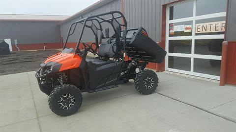 2019 Honda Pioneer 700 Deluxe in Cedar Falls, Iowa - Photo 4