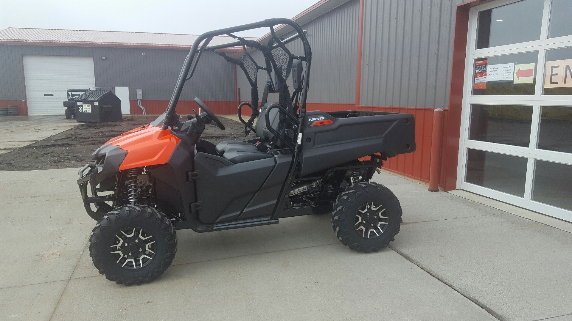 2019 Honda Pioneer 700 Deluxe in Cedar Falls, Iowa - Photo 8