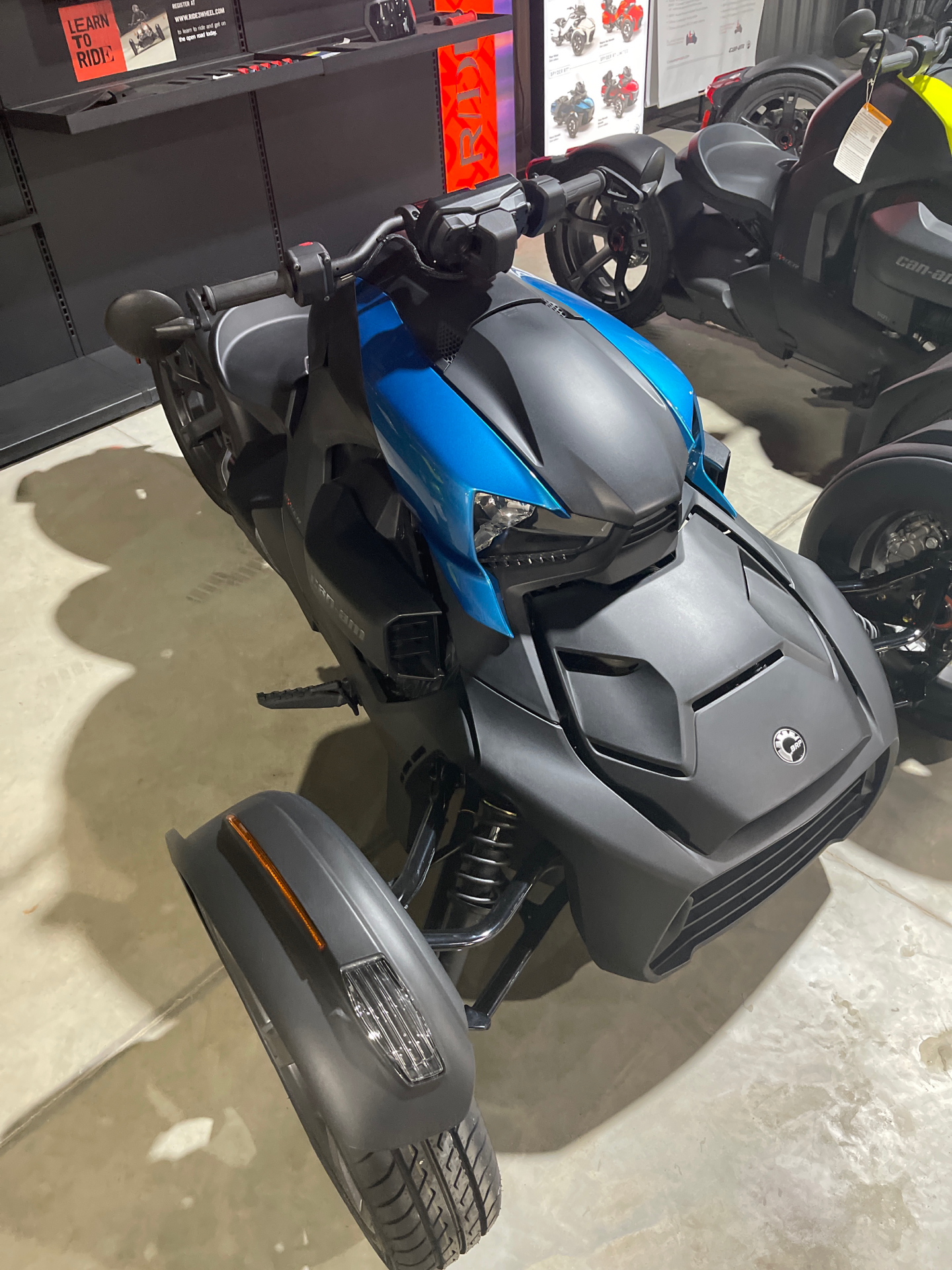 2020 Can-Am Ryker 600 ACE in Cedar Falls, Iowa - Photo 1
