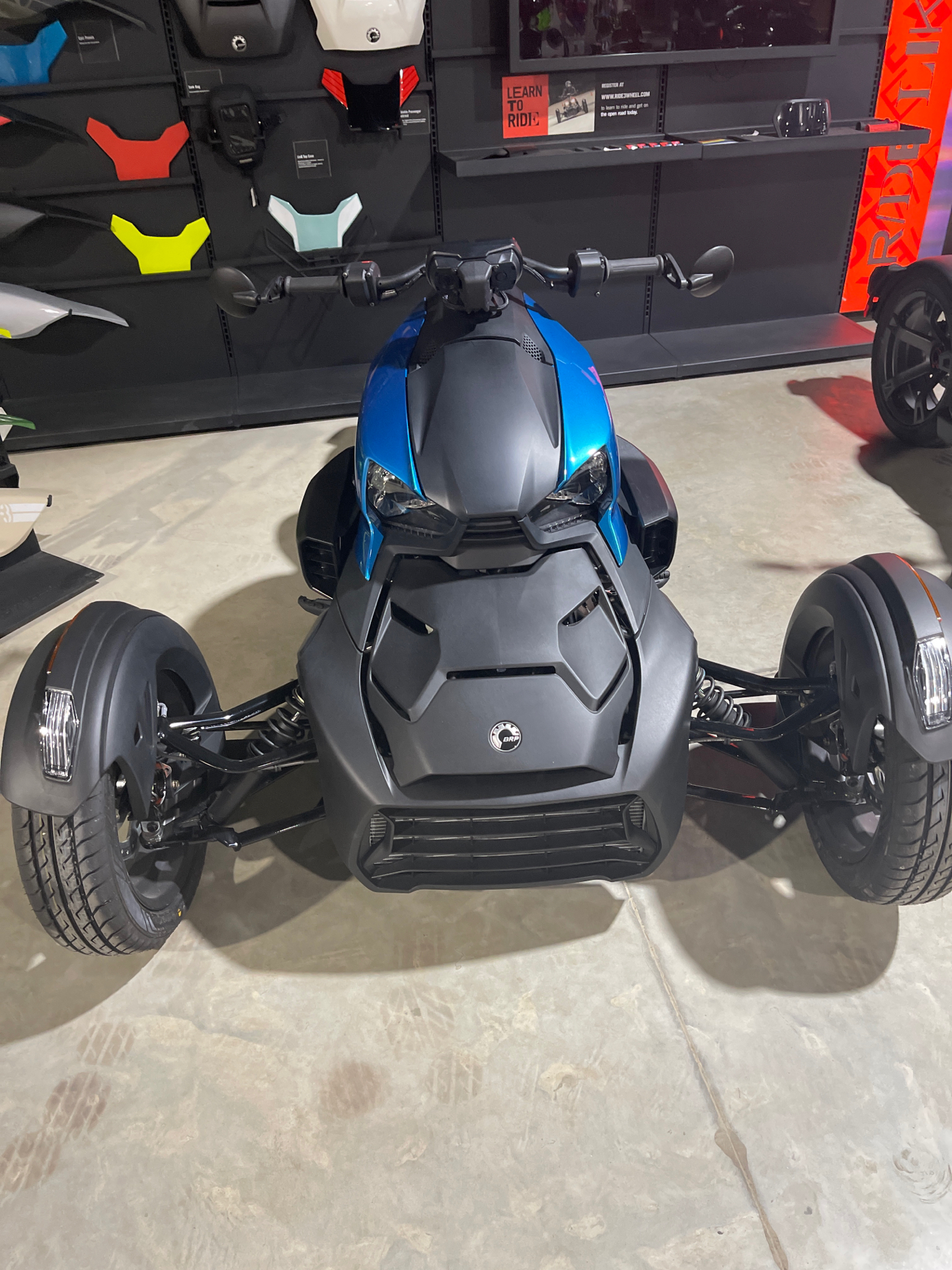 2020 Can-Am Ryker 600 ACE in Cedar Falls, Iowa - Photo 2