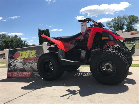 2018 Can-Am DS 70 in Waterloo, Iowa