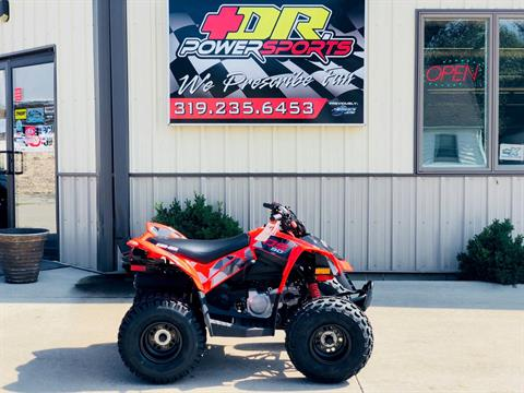 2019 Can-Am DS 90 in Cedar Falls, Iowa