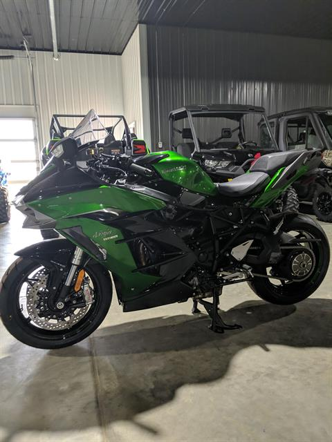 2020 Kawasaki Ninja H2 SX SE+ in Cedar Falls, Iowa - Photo 5