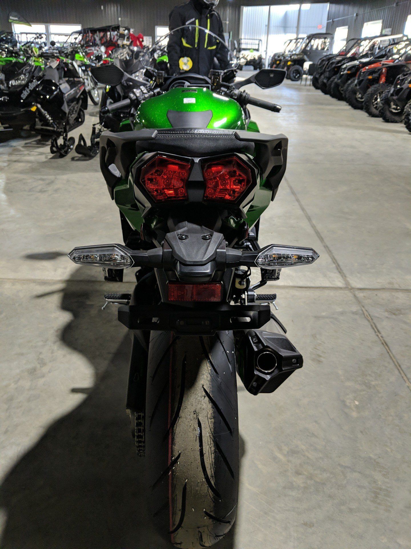 2020 Kawasaki Ninja H2 SX SE+ in Cedar Falls, Iowa - Photo 6