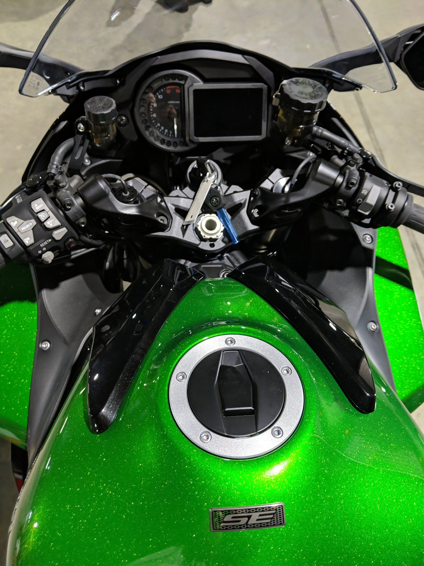 2020 Kawasaki Ninja H2 SX SE+ in Cedar Falls, Iowa - Photo 7