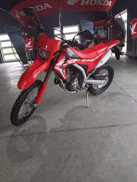 2020 Honda CRF250L in Cedar Falls, Iowa - Photo 1