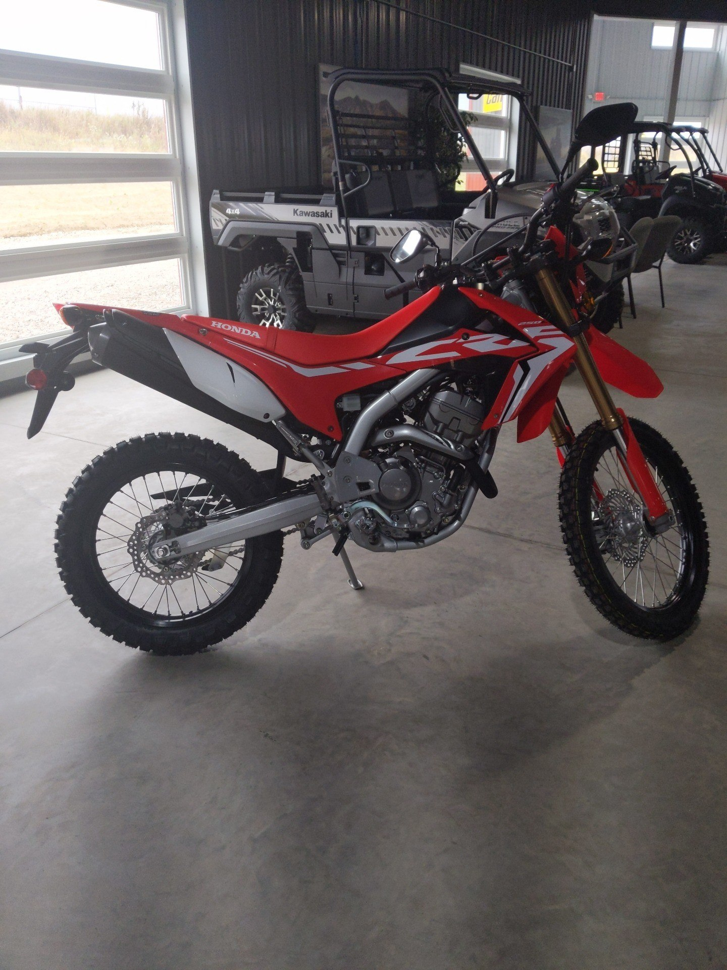 2020 Honda CRF250L in Cedar Falls, Iowa - Photo 3