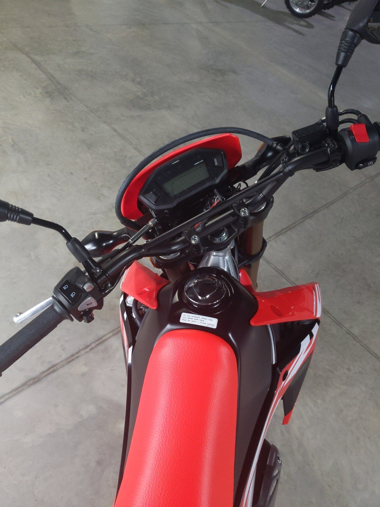 2020 Honda CRF250L in Cedar Falls, Iowa - Photo 5