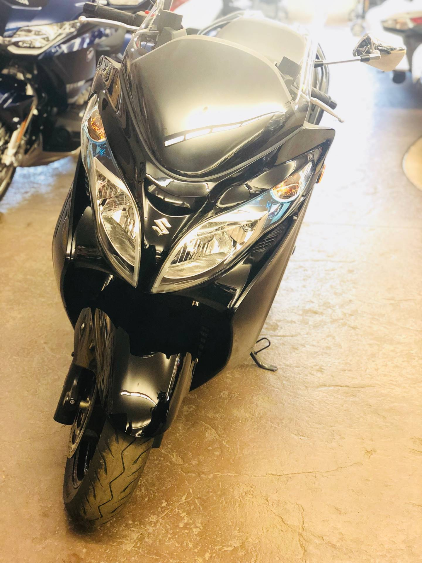 2014 Suzuki Burgman™ 400 ABS in Cedar Falls, Iowa