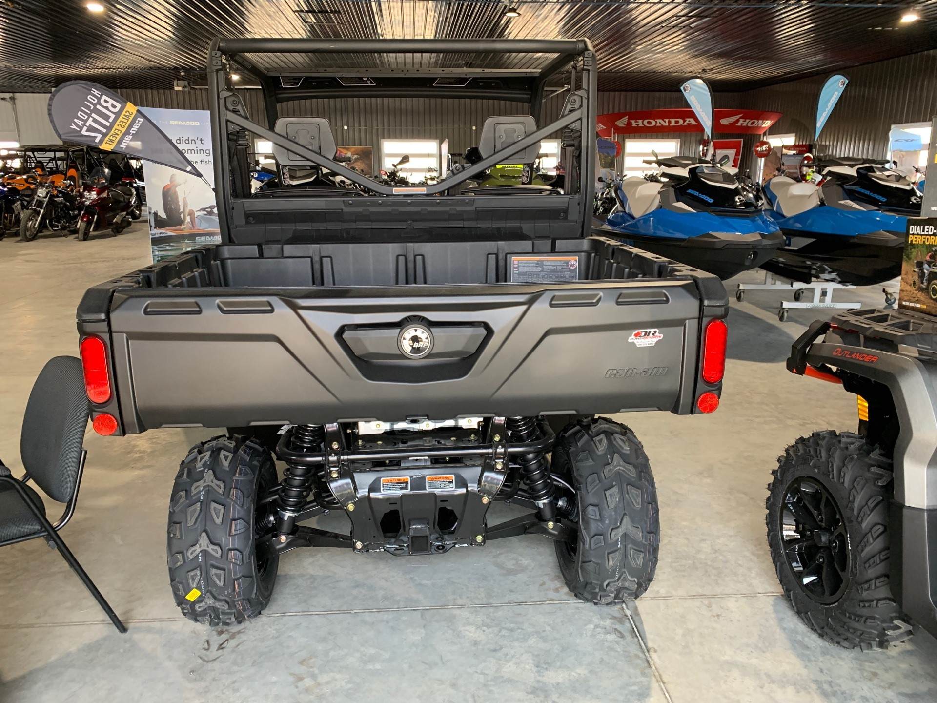 2019 Can-Am Defender DPS HD5 in Cedar Falls, Iowa - Photo 2