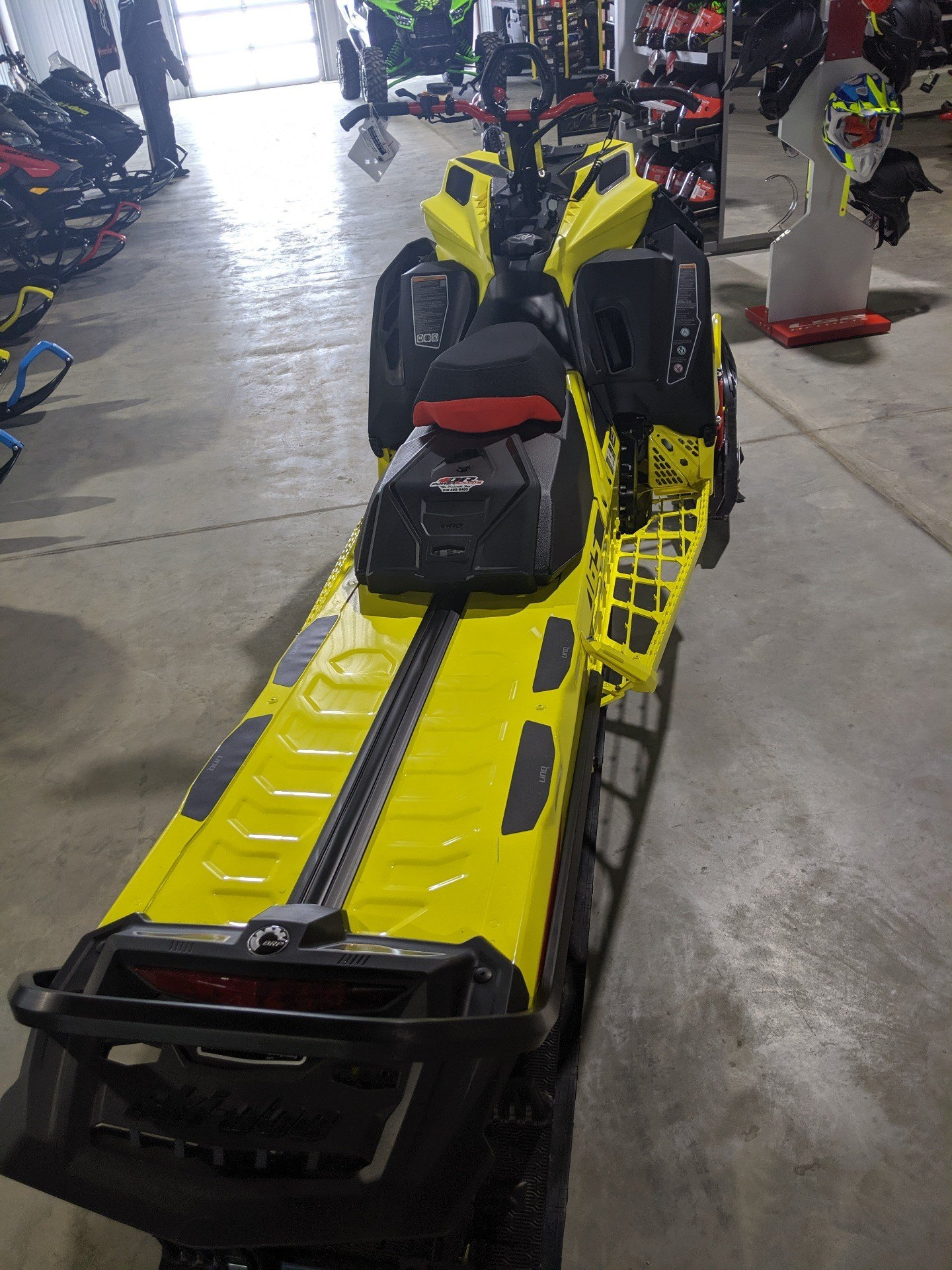 2020 Ski-Doo Summit 165 850 E-TEC Turbo SHOT in Cedar Falls, Iowa - Photo 6