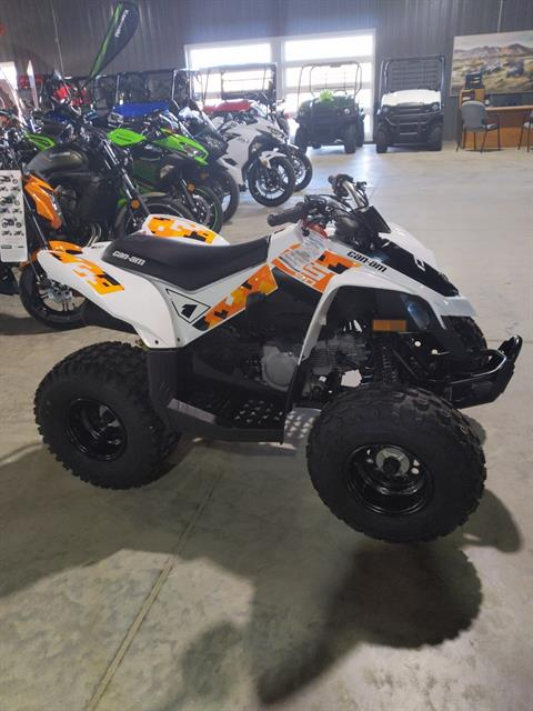 2020 Can-Am DS 90 in Cedar Falls, Iowa - Photo 1