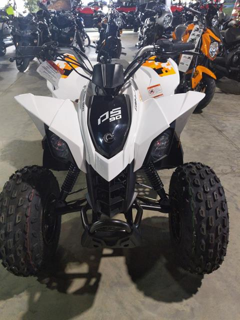2020 Can-Am DS 90 in Cedar Falls, Iowa - Photo 2