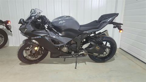 2019 Kawasaki NINJA ZX-6R in Cedar Falls, Iowa - Photo 1
