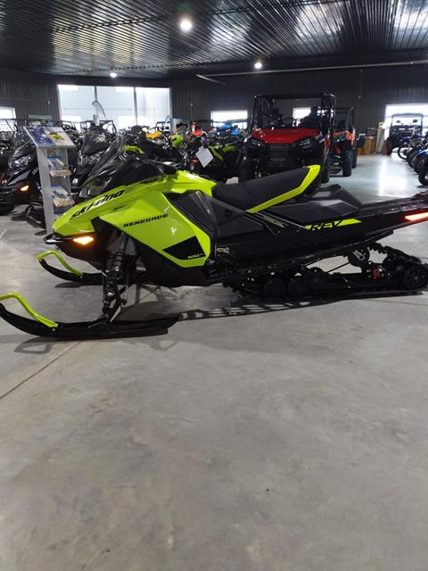 2020 Ski-Doo Renegade Adrenaline 600R E-TEC ES Rev Gen4 (Narrow) in Cedar Falls, Iowa