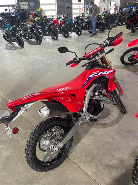 2021 Honda CRF450RL in Cedar Falls, Iowa - Photo 1