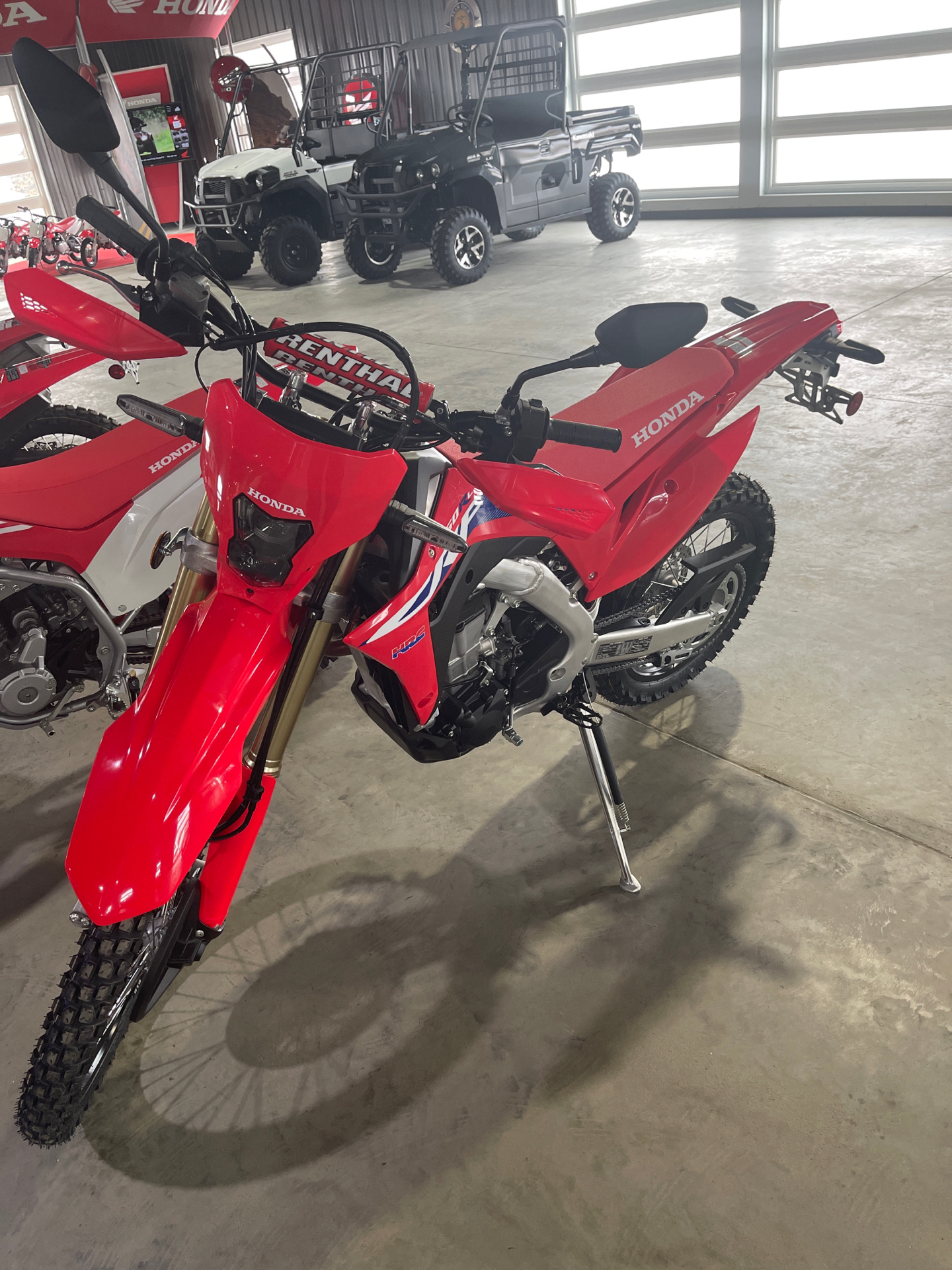2021 Honda CRF450RL in Cedar Falls, Iowa - Photo 4