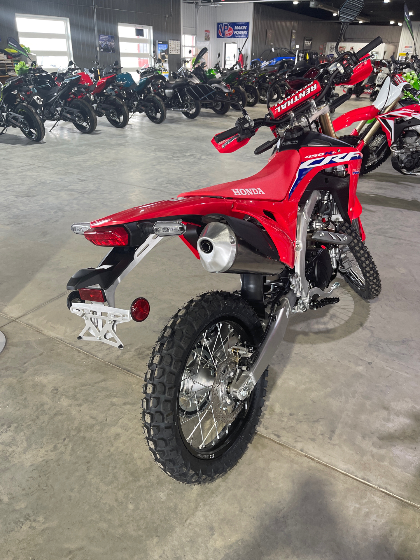 2021 Honda CRF450RL in Cedar Falls, Iowa - Photo 6