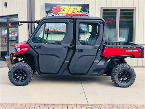 2019 Can-Am Defender MAX XT CAB HD10 in Waterloo, Iowa