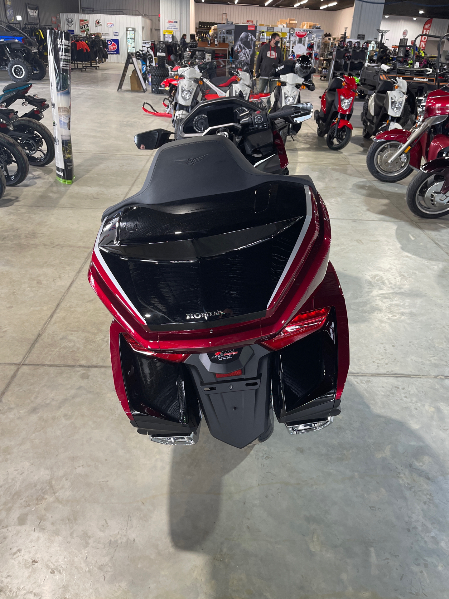 2021 Honda Gold Wing Tour Automatic DCT in Cedar Falls, Iowa - Photo 5