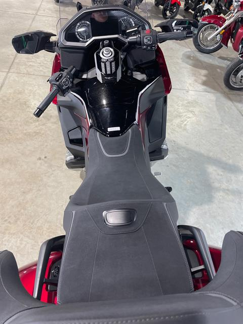 2021 Honda Gold Wing Tour Automatic DCT in Cedar Falls, Iowa - Photo 7
