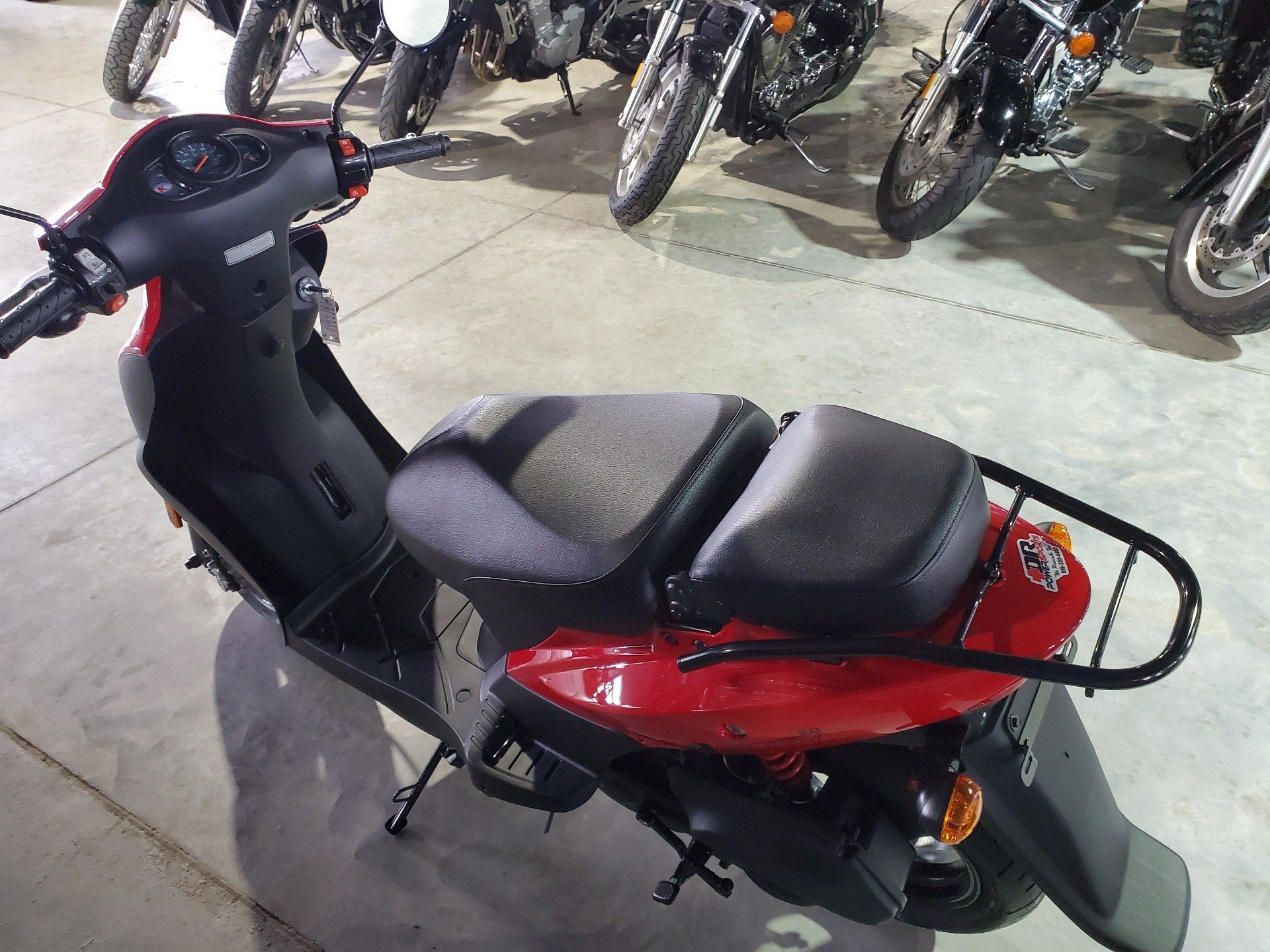 2020 Kymco Agility 50 in Cedar Falls, Iowa - Photo 4