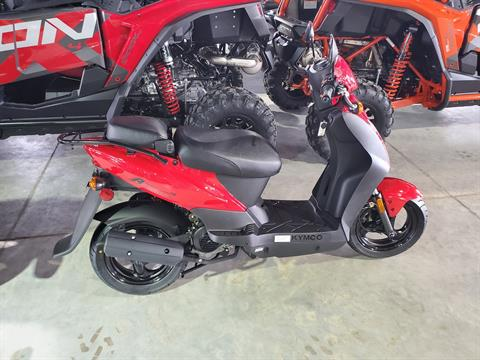 2020 Kymco Agility 50 in Cedar Falls, Iowa - Photo 1