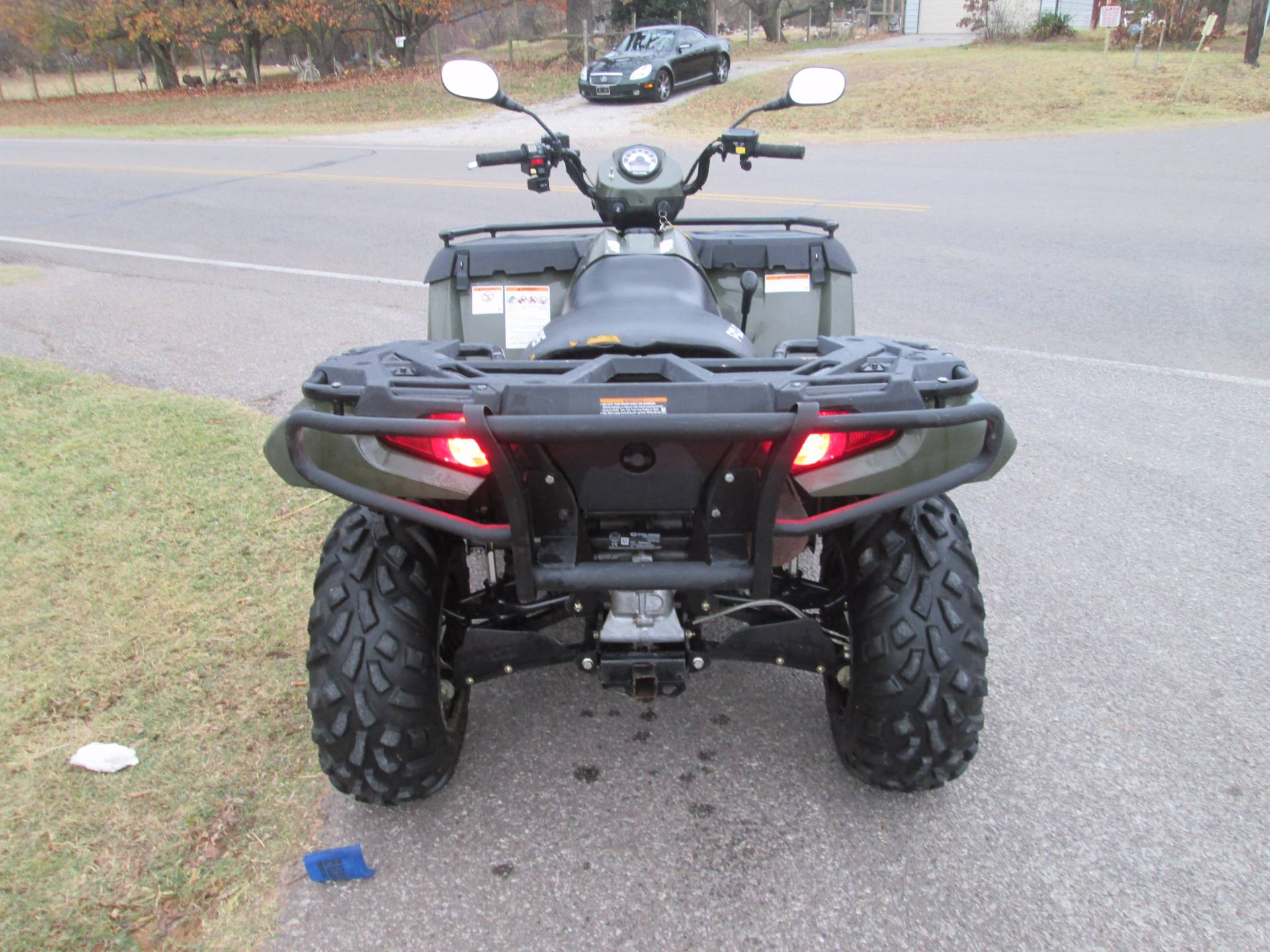 2014 Polaris Sportsman® 400 H.O. SE in Jones, Oklahoma