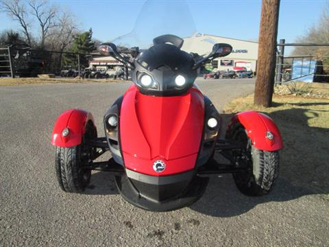 2008 Can-Am Spyder™ GS SE5 in Jones, Oklahoma
