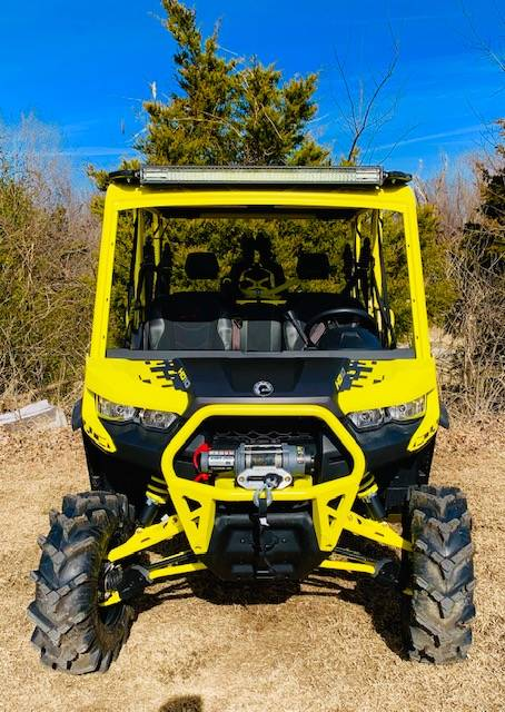 2019 Can-Am Defender Max X mr HD10 in Jones, Oklahoma - Photo 2
