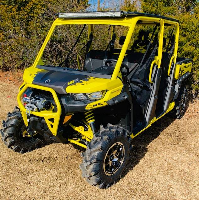 2019 Can-Am Defender Max X mr HD10 in Jones, Oklahoma - Photo 4