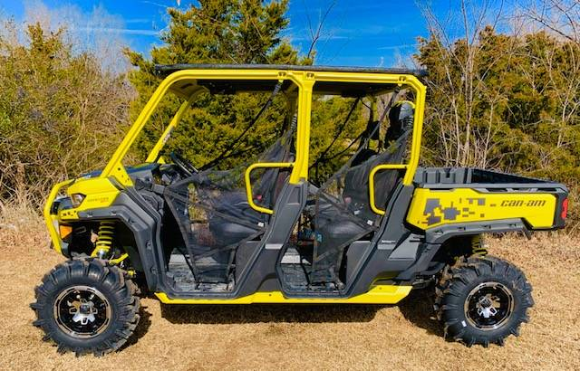 2019 Can-Am Defender Max X mr HD10 in Jones, Oklahoma - Photo 6