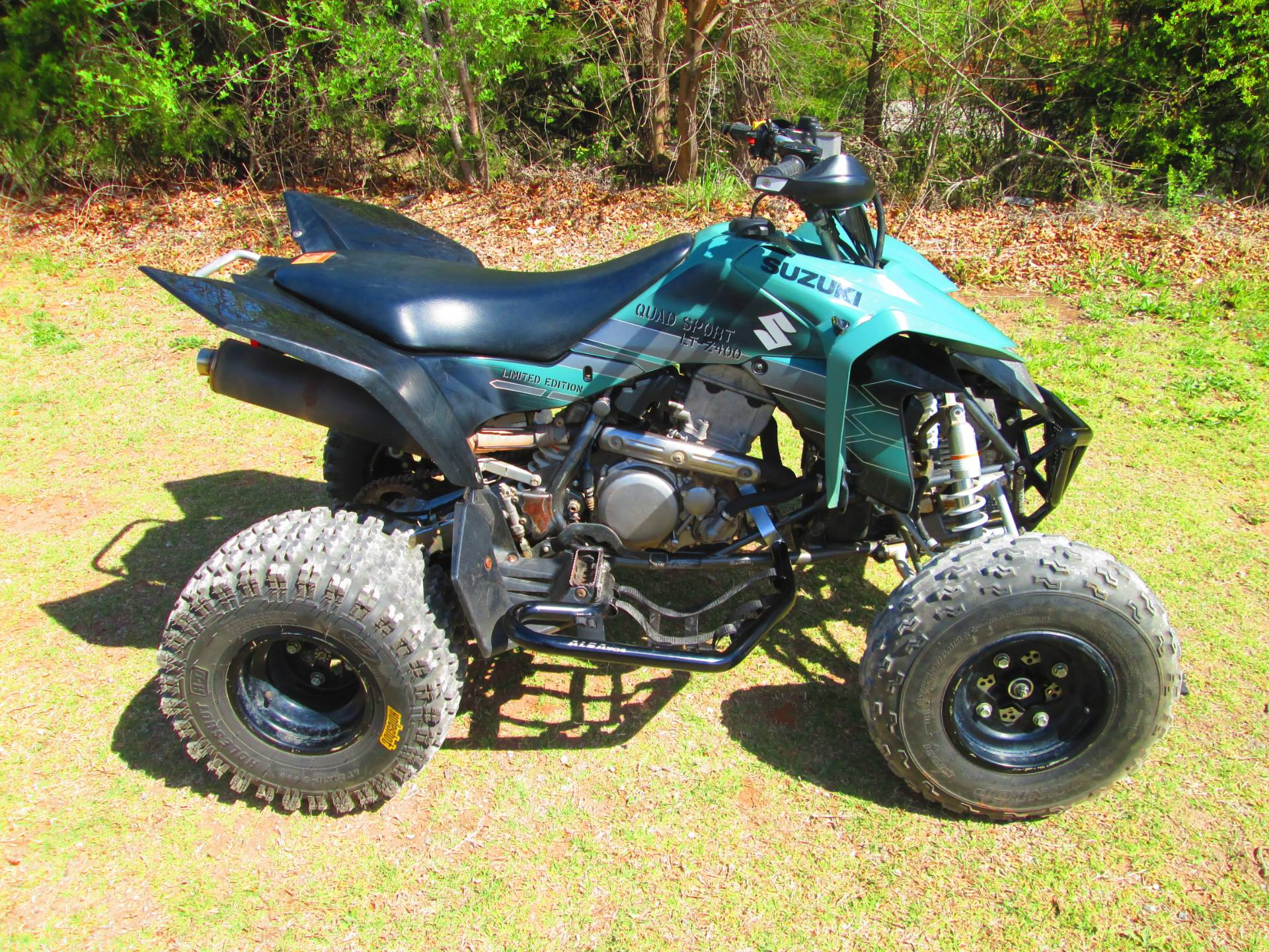 Used 2012 Suzuki QuadSport® Z400 Limited Edition ATVs in Jones, OK ...