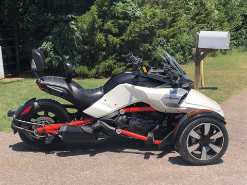 2015 Can-Am Spyder® F3-S SE6 in Jones, Oklahoma