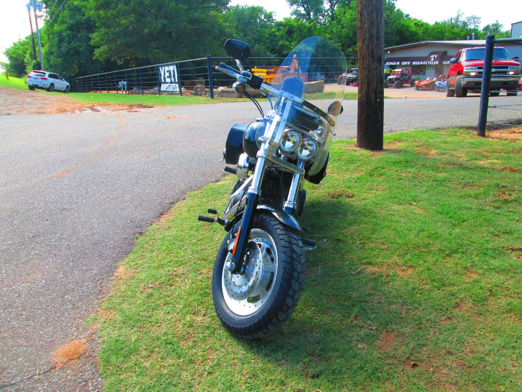 2009 Harley-Davidson Dyna® Fat Bob® in Jones, Oklahoma