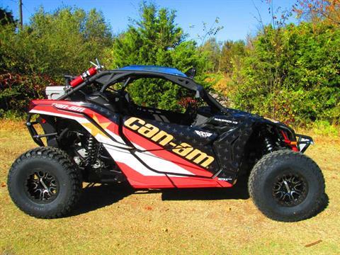 2017 Can-Am Maverick X3 X ds Turbo R in Jones, Oklahoma
