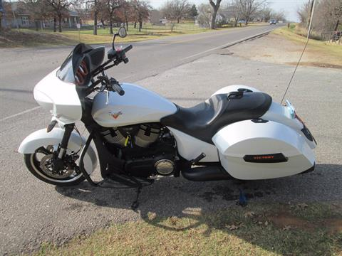 2014 Victory Cross Country® in Jones, Oklahoma