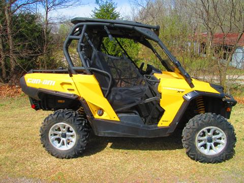 2015 Can-Am Commander™ XT™ 1000 in Jones, Oklahoma